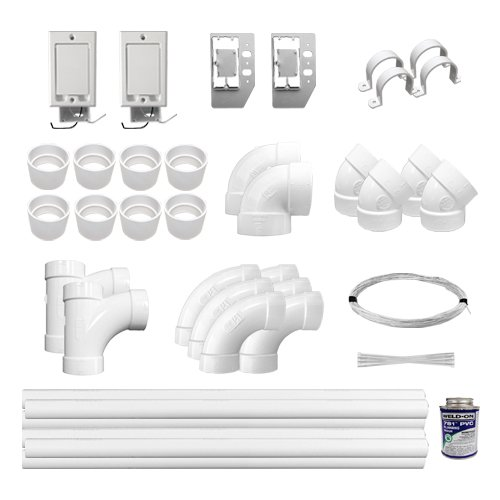 Central Vac Electric Installation Kit (2)