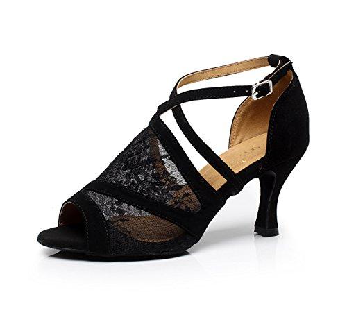 De B 5 De Our39 De Mujer JSHOE Shoes Zapatos Baile Latino Jazz Alto Sexy Salsa heeled8 Dance 5cm Tacón Tango Baile EU38 UK5 Zapatos Salón A7B0qUw0x
