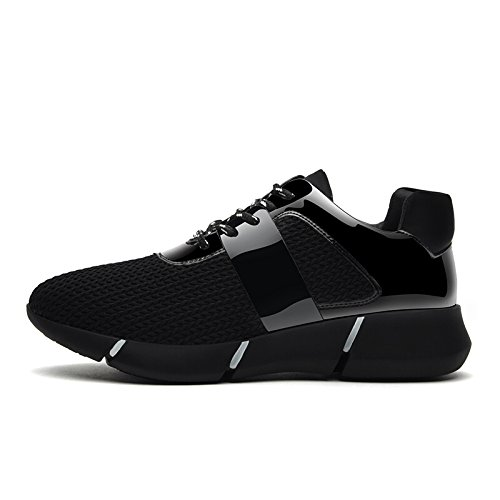 Women'S Canvas Bottom Casual Students Korean Flat Spring Shoes Thirty Black KHSKX New eight Shoes CSdFZ4E
