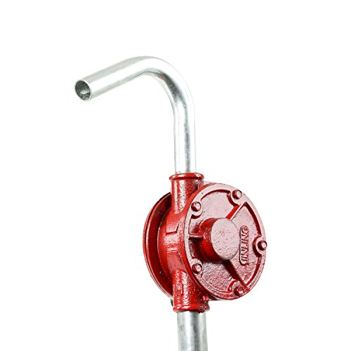 Useful Home Articles Drinking Water Hand Pump For Bottled: TeraPump Rotary Hand Manual Drum Barrel Pump