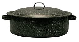 Granite Ware 0615-4 Covered Casserole, 5-Quart