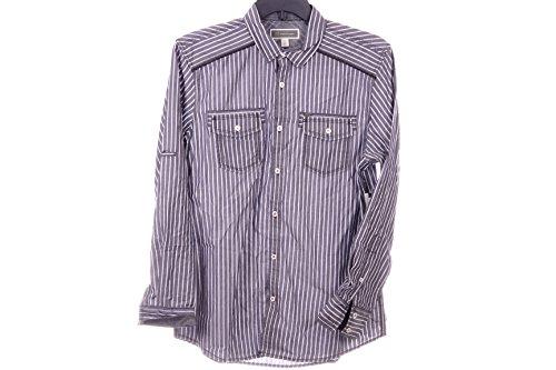 INC INTERNATIONAL CONCEPTS PARTY LUREX SHIRT CHARCOAL (Punto Blanco Cotton T-shirt)