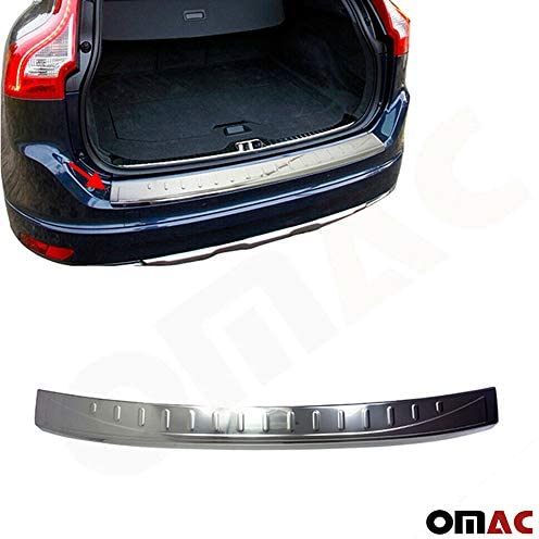 35.4Inch UTSAUTO Rear Bumper Protector Guard Trunk Edge Scratch Protector Cover Mat Door Entry Guards Accessory Trim Cover for Cars