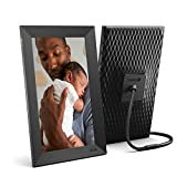 Nixplay 13.3 Inch Smart Photo Frame W13D Black - Full HD WiFi Digital Photo Frame with 1920x1080p Display, Motion Sensor and 10GB Online Storage, Display and Share Photos via Nixplay Mobile App