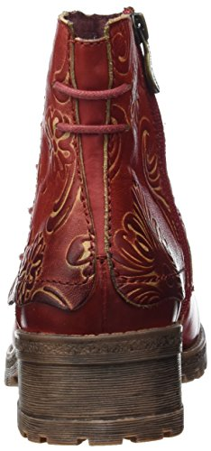 Laura Vita Women's Corail 01 Boots Rot (Rouge) Pll2Szni