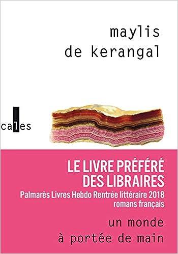 """Résultat de recherche d'images pour """"maylis de kerangal livres nouveautés"""""""