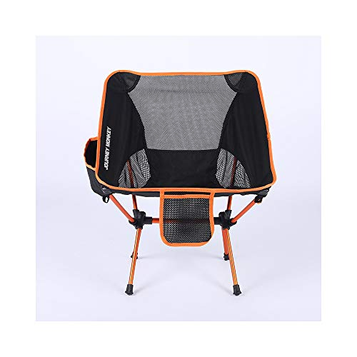 (Star Human Portable Camp Chair. Perfect for Camping, Beach, Backpacking & Outdoor Festivals. Compact & Heavy Duty (Supports 300 lbs).)