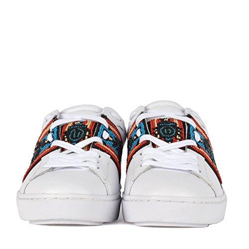 verziert Weiß Phantom Ash Trainer Leder Weiß Schuhe 71BIwqI