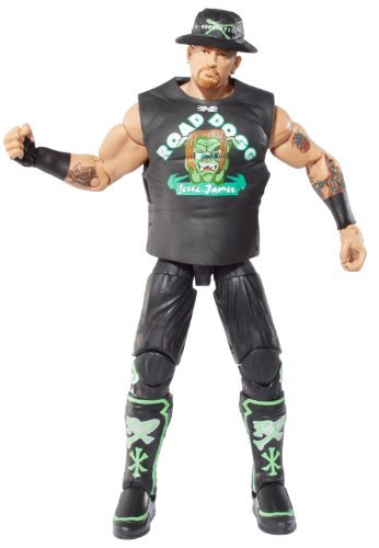 WWE Elite # 26 Road Dog [Toy & Hobby] by WWE