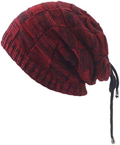 ZONGLIAN ニット帽 秋 冬 ビーニー ニットキャップ 綿 暖かい 帽子 2way 多機能 オシャレ ケア帽子 通気性抜群 柔らかい 防風 メンズ レディース 男女兼用
