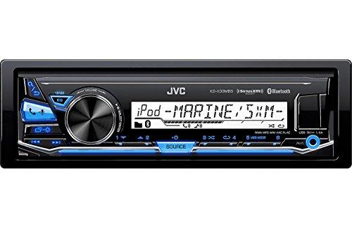 JVC KD-X33MBS Single DIN