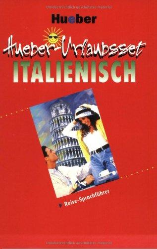 Hueber-Urlaubsset Italienisch, Reise-Sprachführer u. Audio-CD