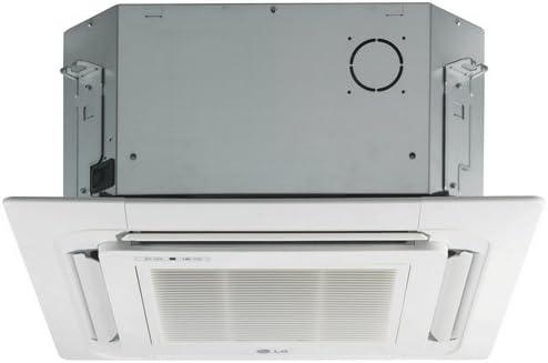LG lmcn125hv Multi F multi-zone Inverter Bomba de calor interior techo Cassette pt-uqc requiere 12 K BTU: Amazon.es: Hogar