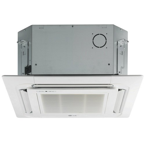 lg lmcn125hv ductless air conditioning mini split ceiling cassette air handler 12 000 btu. Black Bedroom Furniture Sets. Home Design Ideas