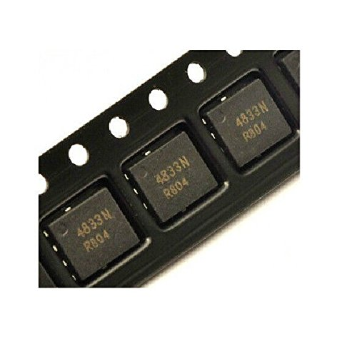 Exiron 2PCS NTMFS4833N 4833N Power Mosfet N-Channel 30 V, 191 A, Single N-Channel