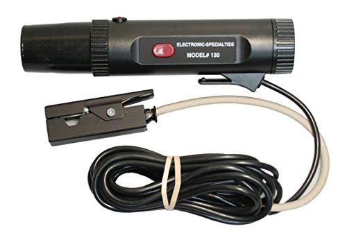 Drag Specialties Accessory Light - Electronic Specialties 130-20 Self Powered Timing Light w/20 Foot Lead