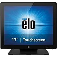 Elo E179069 Desktop Touchmonitors 1717L iTouch Zero-Bezel 17 LED-Backlit LCD Monitor, Black