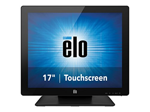 Display Lcd Security 17' (Elo E179069 Desktop Touchmonitors 1717L iTouch Zero-Bezel 17'' LED-Backlit LCD Monitor, Black)
