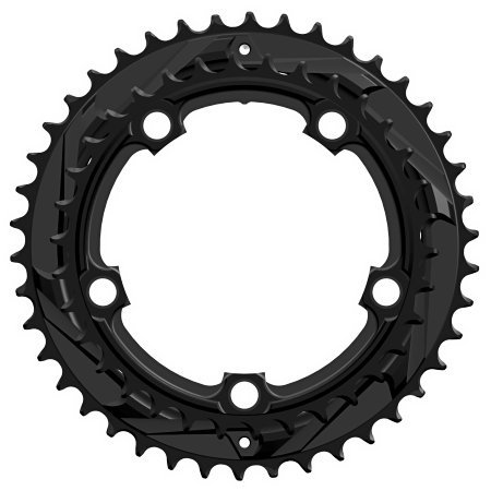 WickWerks 42/34t 110 BCD Cyclocross Chainrings