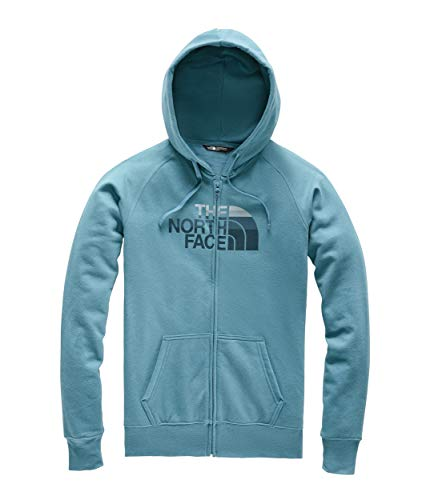 - The North Face Women's Half Dome Full-Zip Hoodie Storm Blue/Storm Blue Multi Medium