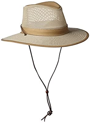Henschel Packable Mesh Aussie Breezer Hat