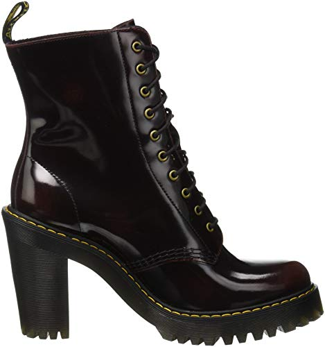 Femme Red Red 600 Classiques Bottes Cherry Dr Rouge Kendra Martens S7qPOO