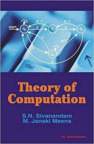 Theory Of Computation Book By Vivek Kulkarni Pdf