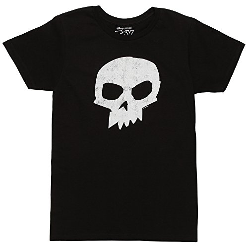 Toy Story Sid Skull Adult T-Shirt (Black, XXX-Large) ()