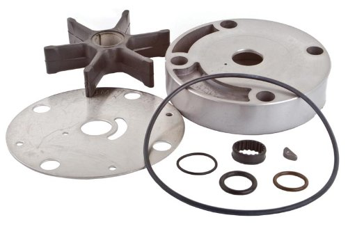 Omc Stringer Stern Drive (SEI MARINE PRODUCTS- OMC Stringer Water Pump Kit With Housing OMC Stringer Sterndrives)