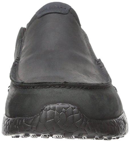 Skechers Valid Usa Men's Black on Loafer Burst Slip xZzwfzq