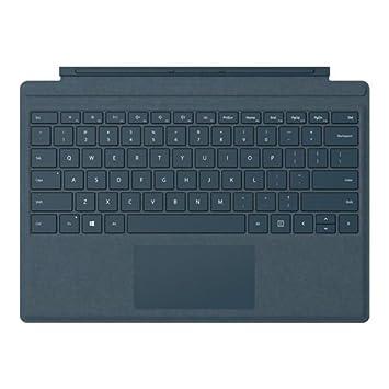 Microsoft Surface Pro Signature Type Cover Cover Port Español Azul Teclado para móvil: Microsoft: Amazon.es: Electrónica