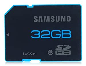 Samsung Clase 6 32 GB SD Card (Negro)