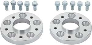 FK Automotive FK11720BZ - Separadores de rueda (40mm, sistema B, 5 agujeros) para Opel Astra G, Zafira A, Astra H, Vectra B, etc.