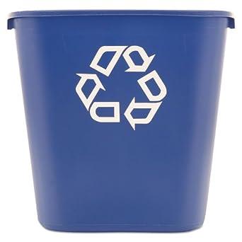 Amazon.com: rcp295673blu – deskside – Papel reciclado ...