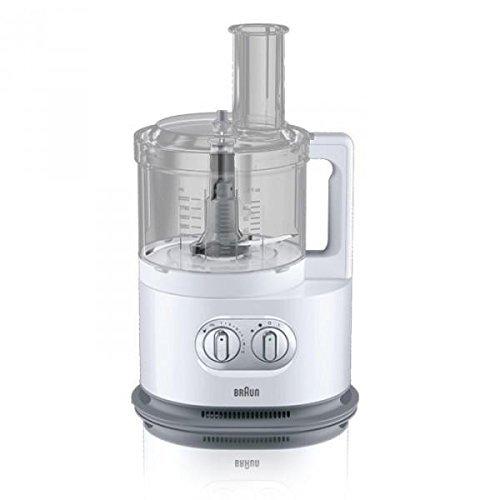 Braun fp5150 robot da cucina bianco negozio online for Amazon cucina