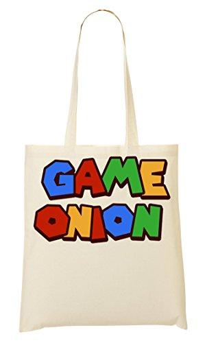 Onion Game Handbag Shopping Bag