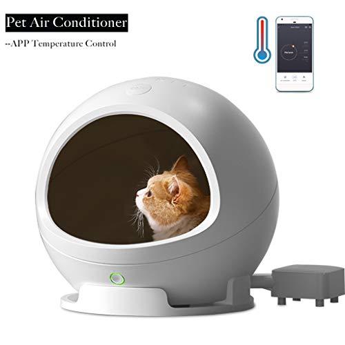 PETKIT Selbstheizendes und Kühlendes Katzenhaus, App-Steuerung, Automatische Temperaturregelung, Kühle Matte oder Warmes…