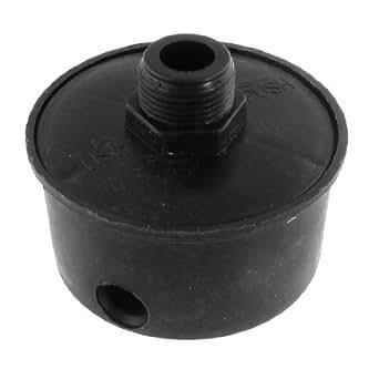Uxcell 2 Pcs 1 2 Quot Pt Thread Air Intake Filter Muffler For