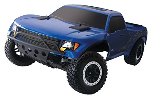 Traxxas Ford Raptor 1 10-Scale Ford Raptor with TQ 2.4GHz Radio System - Blue