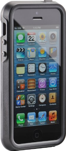 Pelican ProGear Vault Series for iPhone SE 5/5s - Retail Packaging - Black/Dark Gray