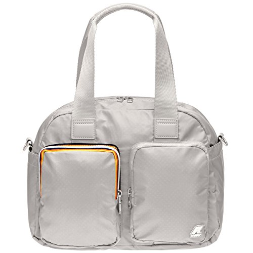 K-Way K-Toujours Handbag Grey Warm