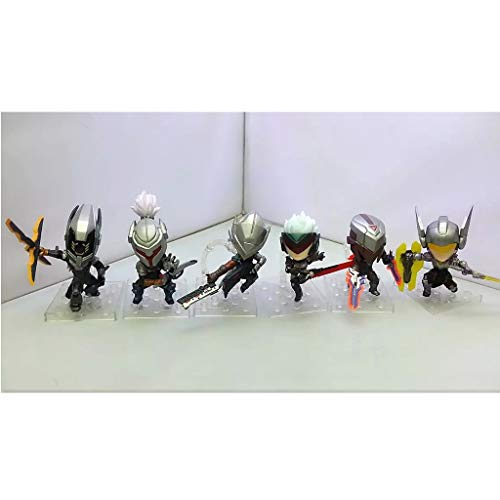 - HNBY Source Plan Toy Toy Statue League of Legends Toy Model Game Character Crafts/10CM Ornaments Souvenir Statue