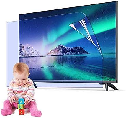 N / A 32-65 Pulgadas Azul Mate Filtro de Pantalla de TV de Anti película Glare/