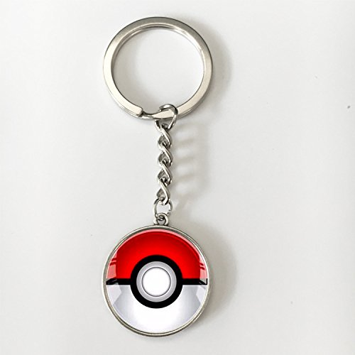Pokemon - Pokeball: Llavero ALTA CALIDAD: Amazon.es ...