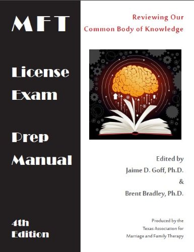 MFT Licensure Exam Preparation Manual: Reviewing Our Common Body of Knowledge (Spiral Bound Book)