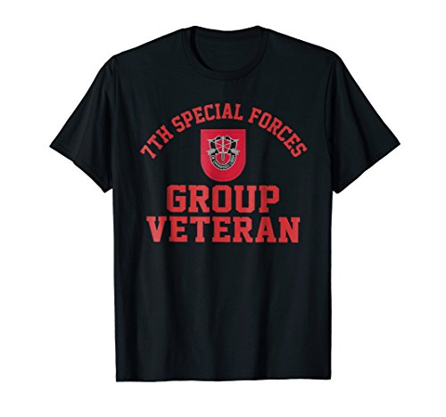 7th Special Forces Group SFG Veteran Shirt