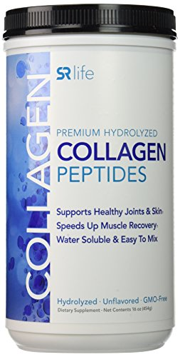 Premium-Collagen-Peptides-16oz-Certified-Paleo-Friendly-Non-Gmo-and-Gluten-Free-Unflavored-Odorless-and-Easy-to-Mix