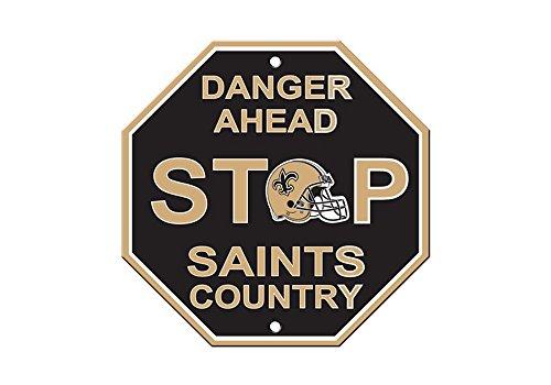 NFL New Orleans Saints Stop