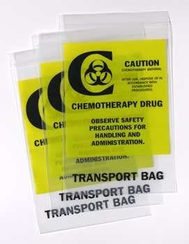 6 Mil Bulk Reclosable Poly Bags 3 x 5-1000//CTN