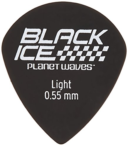Planet Waves Black Guitar Picks